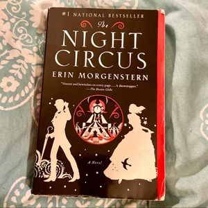 The Night Circus by Ellen Morgenstern Book